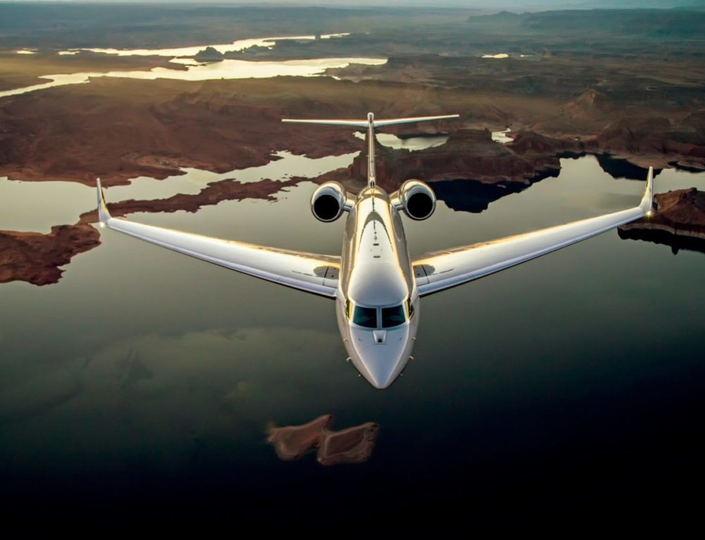 Inside the Luxurious Gulfstream G650 Business Jet: Where Luxury & Technology Reign Supreme
