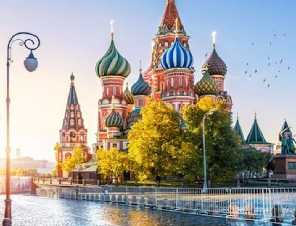 Travel to the Mega City of the North by Private Jet City Spotlight: Moscow