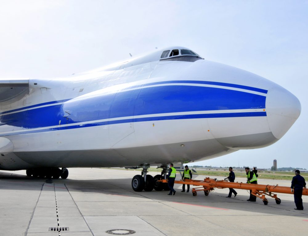 The Marvel of Cargo Airlift – Antonov An-124 Ruslan (Condor)
